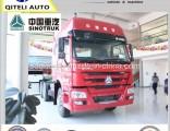 371HP/375 6X4 Sinotruk HOWO 10X Tyres Tractor Truck Heavy Duty Truck Trailer Head Tractor Head Truck