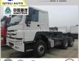 Sinotruk 371HP 10 Wheel Prime Mover HOWO Head Tractor Truck