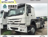 HOWO 420HP Tractor Truck Sinotruk HOWO Hw76 Cabin Tractor Truck for Sale