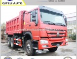 Sinotruk HOWO 6X4 10 Wheel Dump Truck for Sale