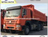 Heavy Duty 371HP 50t Euro3 6X4 Sinotruck HOWO Dump Truck for Construction Used