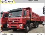 Sinotruk 30tons 20m3 371HP 6X4 10wheelers HOWO Tipper/Dumper/Dump Truck for Mining