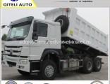 371HP Sinotruck HOWO Truck 6X4 Dump Truck 10 Wheels Tipper Truck for Africa