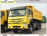Sinotruk HOWO 20cubic Meters 371HP 6*4 Heavy Duty Dump/Tipper Truck
