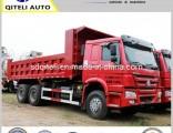 Sinotruck HOWO 20cbm 371HP 6*4 Heavy Duty Dump Trucks/Tipper Truck