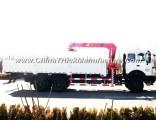 Beiben Truck 6X4/6X6 Mounted 10t Crane