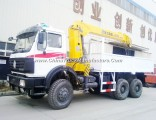 Beiben off Road Crane Truck Telescopic Boom Sq10sk3q Liftable10t for Sale