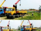 25t Gw Dongfeng 6X2 Truck-Mounted 6.3/8/10t Telescopic Boom Crane