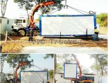 Beiben 6X6 Mounted Crane 5~16t Palfinger for Container Loading Sale