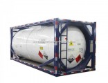 Trichlorosilane (SiHCl3) Isotank 20FT Tank Container Frame Trichlorosilane, Silicochloroform (Chemic