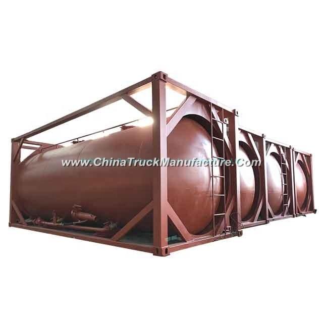 20FT ISO Bulk Cement Tank (Cement ISO Tank)