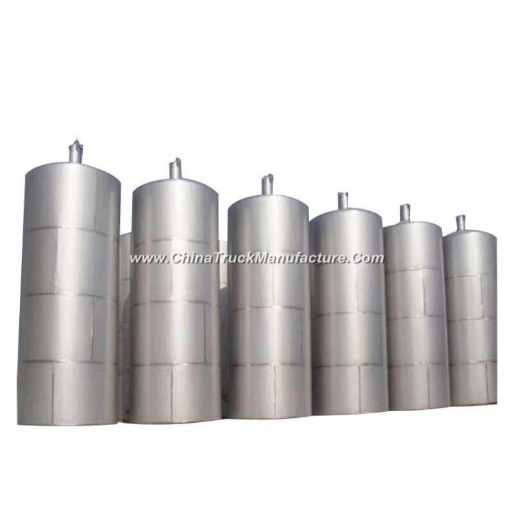 Stainless Steel Liquid Methanol Storage Tank Chemistry Industry 50000L Customize Vertical Horizontal