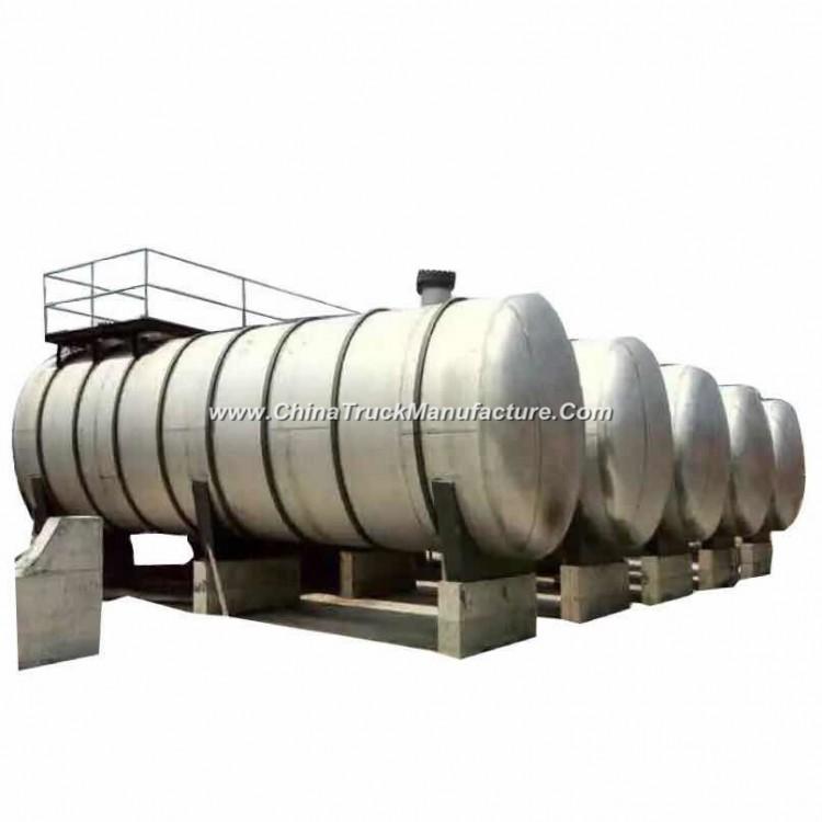 Stainless Steel Liquid Kerosene Oil Storage Tank Chemistry Industry 20000L, 40000L Gasoline Methanol