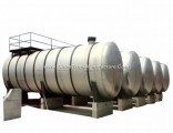 Stainless Steel Liquid Kerosene Oil Storage Tank Chemistry Industry 20000L, 40000L Gasoline Methanol