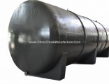 Customize Checmial Acid Storage Tank 100t (Steel Lined LLDPE Tank For Storage Bleach, Hydrochloric A