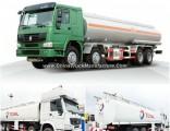 HOWO 30000 ~35000liters Fuel Tank Truck