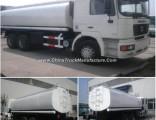 Shacman Fuel Tanker Trucks 25000L F2000/6X4 Egr Euro3