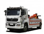 Shacman Heavy Duty Wrecker for Towing 25 Ton Truck Boom Lifting 16 Ton 6wheels