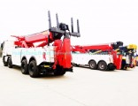 Recovery Trucks Beiben V3 Heavy Duty 50t Tow Rotator Road Wrecker
