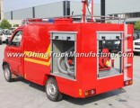 Dongfeng Gasoline Portable Pump Fire Truck