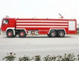 Sinotruk HOWO 8X4 Fire Fighting Truck/ Fire Engine Truck with Water 20000L Tank