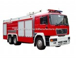 Shacman 6X4 / 6X6 LHD/ Rhd off Road Fire Fighting Truck Sale