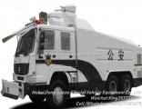 Sinotruck HOWO Anti Riot Water Cannon Vehicle Customizing 6X6 /6X4