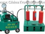 Hydrostatic Testing Machine, Air Pressure Testing Machine - Fire Extinguisher Check Device Hydrotest