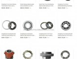 Dongfeng Truck Parts (Truck Transmission Parts)