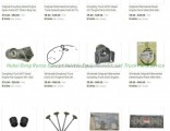 Dongfeng Kingrun Truck Engine Parts (Fan Coupling Assembly Piston Assembly)
