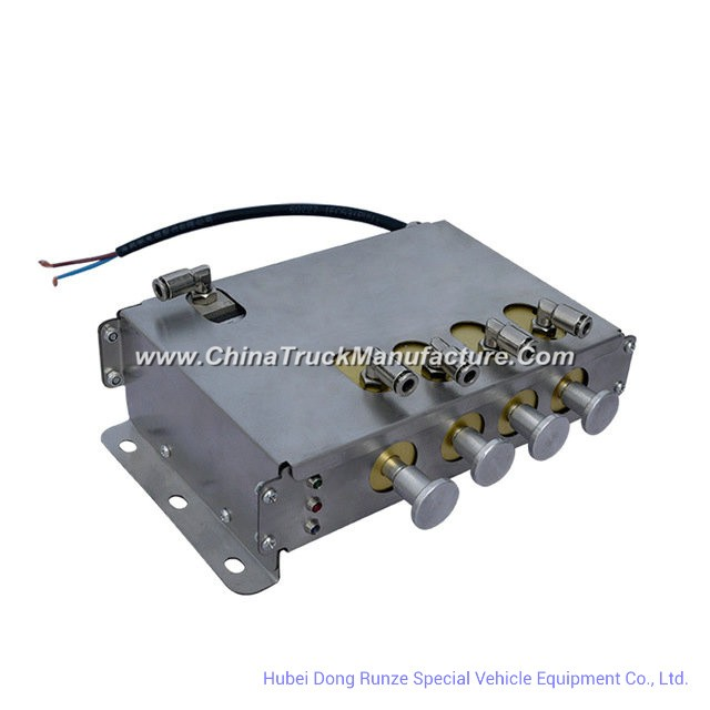 Speed 5 Km Automatic Pneumatic Control Block Intelligent Control System of Emergency Shut-off Valve