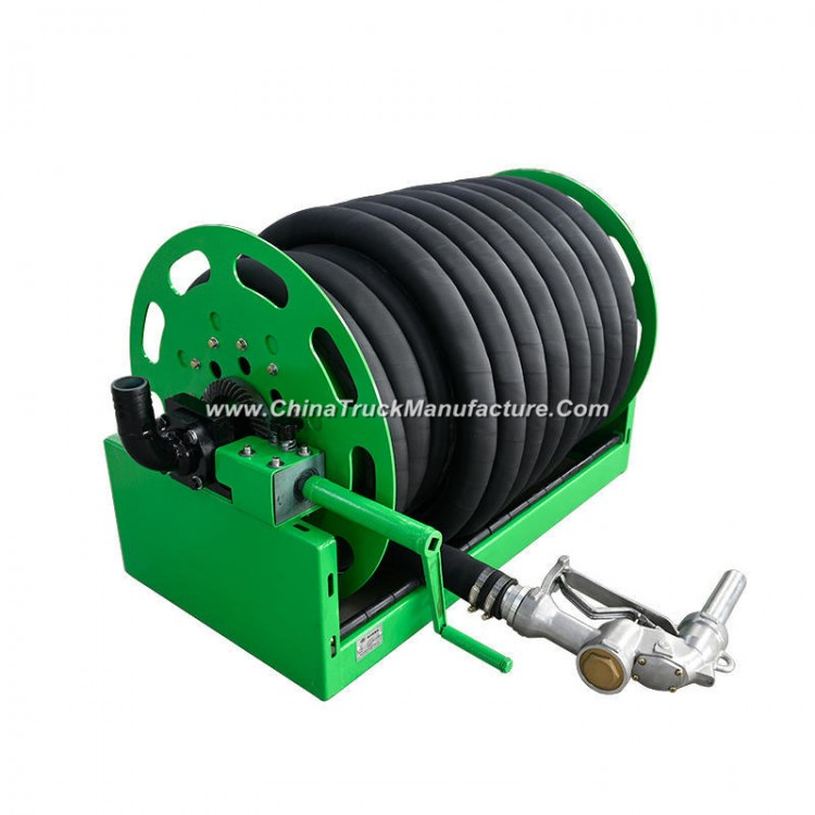 Refueling Reel (Automatic or Manual) with Hose 10m-15m-20m-25m-30m-50m