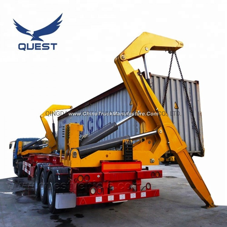 20FT 40FT 45FT Hydraulic Side Lifter Container Side Loader Trailer