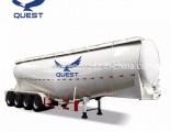 50cbm Dry Bulk Cement Tanker Cement Bulker Tank Semi Trailer