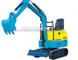 Mini Excavator/Small Excavator for Sale in Europe/Asia/USA/Canada/American/Middle East/Africa of Min