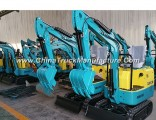 1ton Mini Excavator with Cheap Price