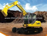 Municipal Project Digging Machine, 8ton Excavator X8 for Sale