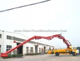 Chinese Construction Machinery 32m Truck Mounted Concrete Pump Price