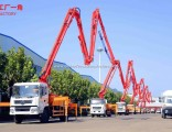 Diesel Truck-Mounted Concrete Pump 25m 28m 32m 37m 48m