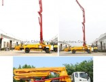 Foton Isuzu Chassis Truck-Mounted Concrete Pump Boom