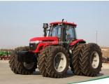 4X4 230HP Chinese Waw Agriculturel Tractor for Sale