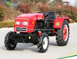 4 Wheel Waw Farm 40HP Agriculturel Tractor for Sale From China