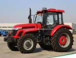 Chinese Waw Farm 120HP 4 Wheel Tractor for Sale