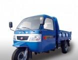 Diesel Motorized Cabin 3-Wheel Cargo/Passenger Tricycle