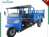 Wuzheng Three Wheel Truck with Wind Shield (WE3B2521101)