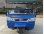 Waw Open Cargo Diesel 3-Wheel Tricycle