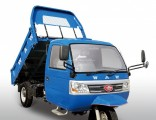 Diesel Dump Right Hand Drive Tricycle