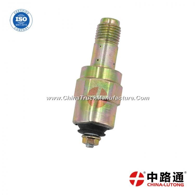 fuel cutoff solenoid 146650-8520 john deere fuel solenoid valve