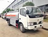 4X2 Dongfeng 3m3 Oil Tanker Trucks
