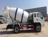 Mobile Mixer Truck